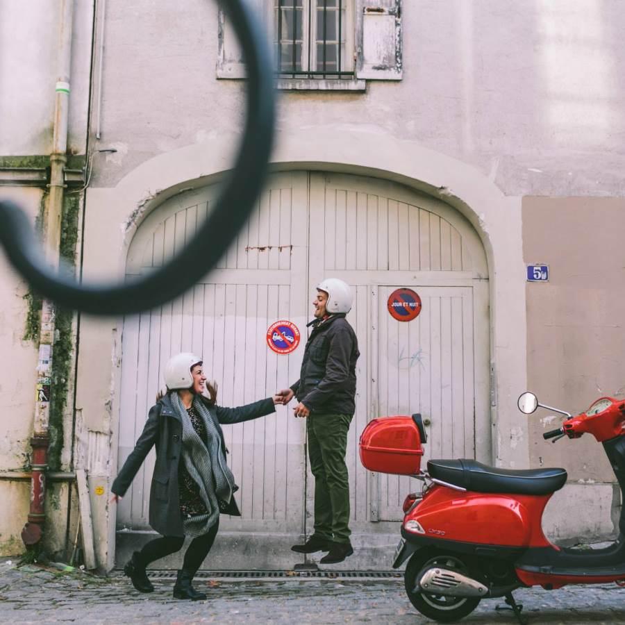 Βιντεο γαμου – five letters in Paris