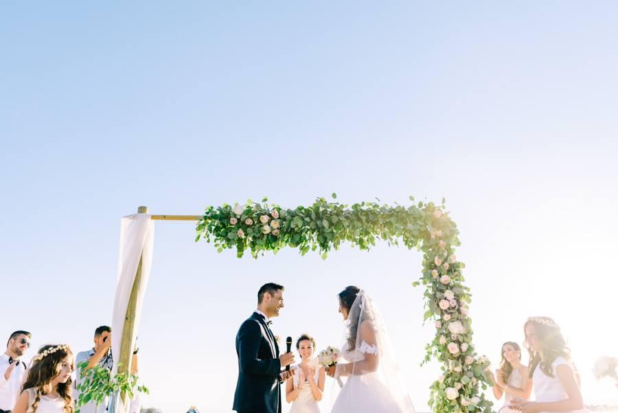 Wedding Cinematography in Mykonos