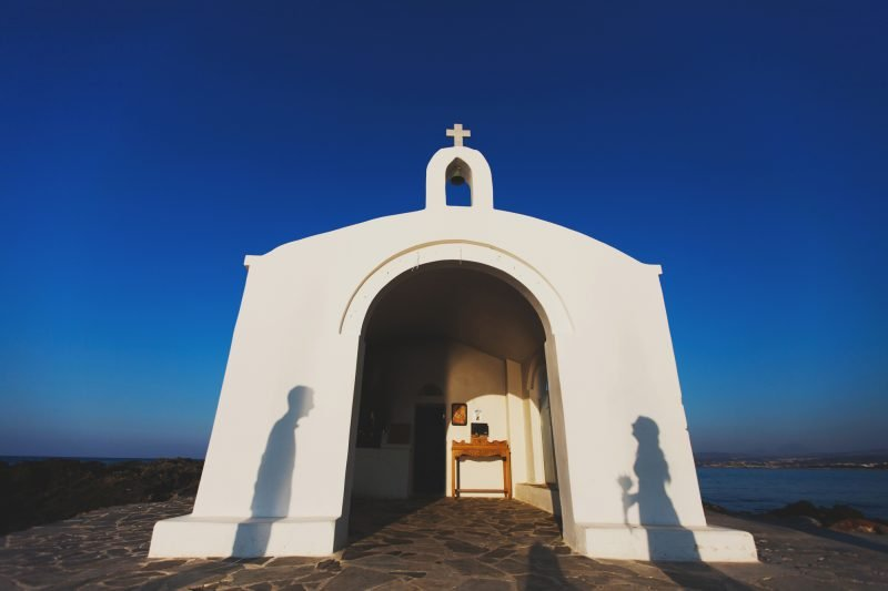 Wedding Cinematography in Paxi island of Greece