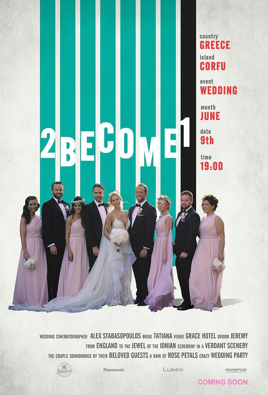 Wedding Video In Corfu (Kerkyra)