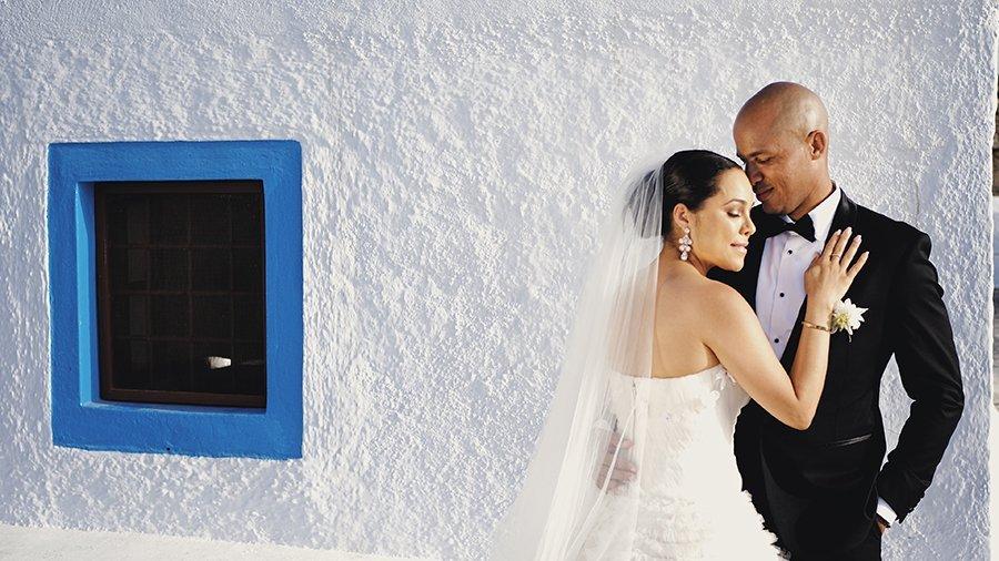 Wedding like a movie